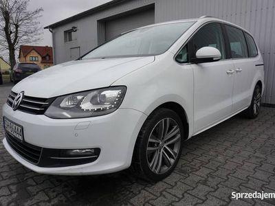 używany VW Sharan 2.0 Benzyna 200KM, Automat, Salon PL, FV 23%