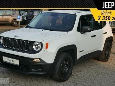 """używany Jeep Renegade Face lifting Sport 1.0 Turbo 120KM Tempomat+5"""" ekran dotykowy z Bluetooth+Opcje"""