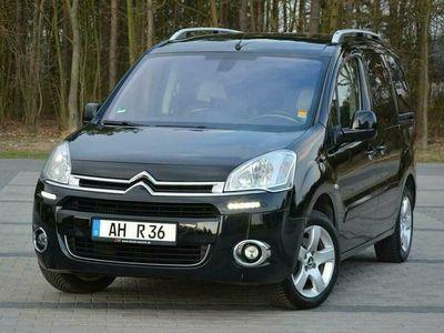 używany Citroën Berlingo Multispace 1.6HDI(114KM)*lift*ledy*relingi*Navi II (2008- )