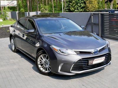 używany Toyota Avalon 2.5dm 200KM 2016r. 7 500km