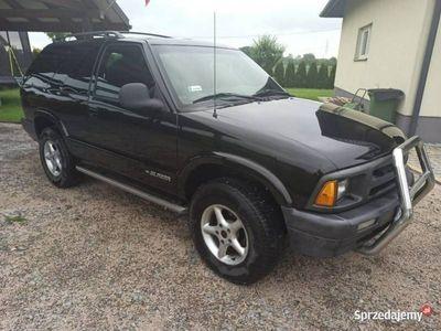 używany Chevrolet Blazer 4x4 super stan II (1995-2005)