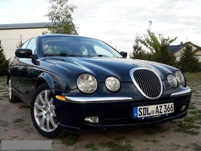 używany Jaguar S-Type 3dm 238KM 2000r. 212 000km