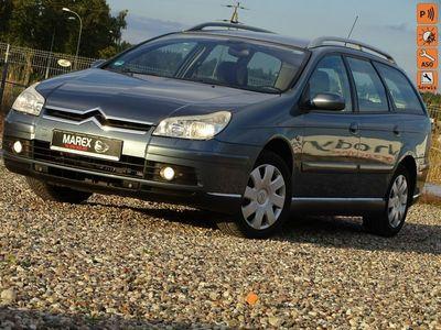 używany Citroën C5 Bezwypadkowy*serwisowany*Z NIEMIEC*Oryginalny lakier II (2004-2008)