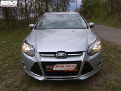 używany Ford Focus 1dm3 125KM 2014r. 44 600km Kredyt bez Bik! Niski przebieg 44tyś KM. Pełna opcja.