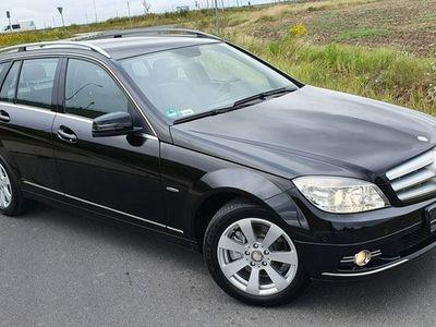 używany Mercedes C220 C Klasa Avantgarde Stan Techniczny Wizualny Bdb W204 (2007-2014)