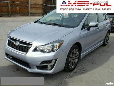 używany Subaru Impreza 2016, 2.0, Sport Limited, 4x4, po gradobiciu