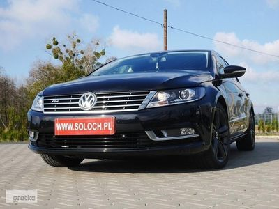 używany VW CC 2dm 177KM 2014r. 104 000km