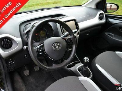 używany Toyota Aygo 1.0VVTi 70KM Klima Kamera OPŁACONY
