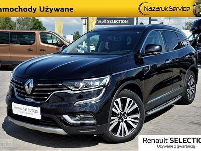 używany Renault Koleos 2.0DCi 177KM X-Tronic 4WD Initiale Paris salon f.VAT gwarancja