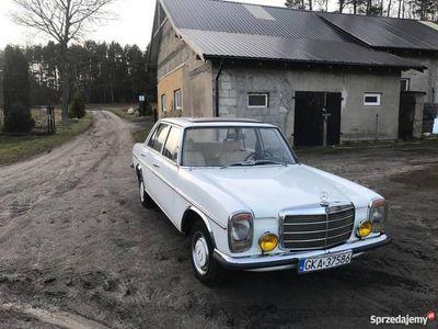 używany Mercedes W115 2.0D 1973r Zadbany Klasyk