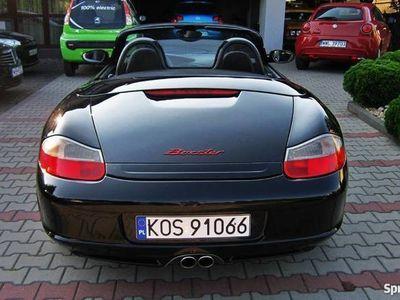 używany Porsche Boxster 2.7 Manual, 2003r, Zadbany egzemplarz
