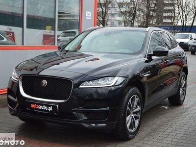 używany Jaguar F-Pace 2018 Salon Polska! 100% Bezwypadkowy! Faktura VAT 23%! 1 Właściciel!