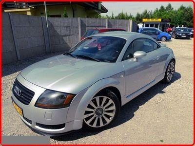 używany Audi TT 1.8dm 180KM 2000r. 200 000km
