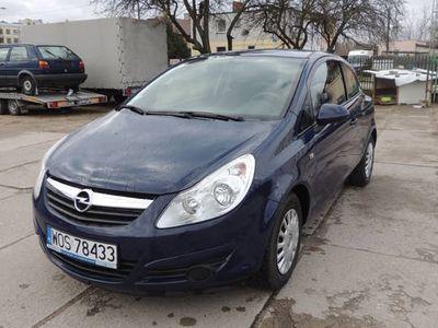 używany Opel Corsa D 1.2 benzyna 70 KM Klima Sprowadzony Zarejestrow