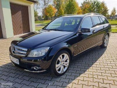 używany Mercedes C200 Klasa C W204CDI Avantgarde Skóra Super Stan
