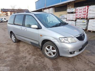 używany Mazda MPV 2dm 136KM 2002r. 193 000km