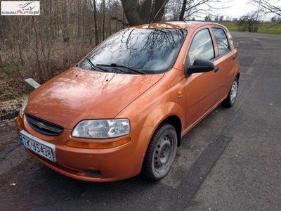 gebraucht Chevrolet Aveo Aveo 1.2dm3 72KM 2004r. 167 150km1,2 2004r. idealny do miasta