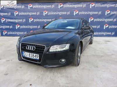 usado Audi A5 3.2dm3 265KM 2010r. 252 537km ABS automatyczna klima.