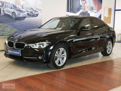 używany BMW 320 SERIA 3 320 d xDrive Sport Line aut Salon PL 1wł. Gwarancja