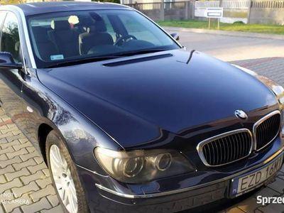 używany BMW 730L D