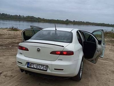 używany Alfa Romeo 159 1.9jtdm 150km