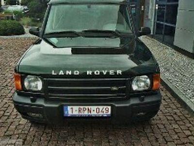używany Land Rover Discovery 2 2.5 Td5 Xenon 4x4 Skóra Gwarancja Bezwypadkowy .