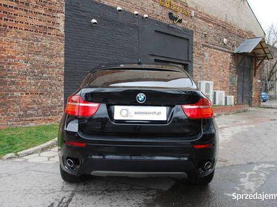 używany BMW X6 40d, Polski Salon, I właściciel, Bezwypadkowe