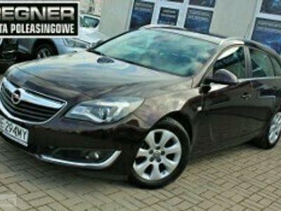 używany Opel Insignia Country Tourer I 2.0CDTI 170KM Salon PL FV23% 1WŁ ASO Tempomat LED Gwarancja