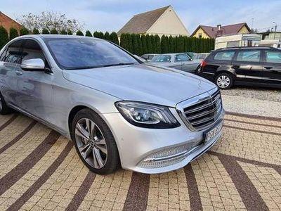 używany Mercedes S560 Klasa S W222pakiet AMG zarejestrowana lifting 4 matic przebieg 8 tys km !