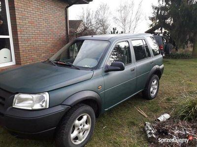 używany Land Rover Freelander 2.0TD4