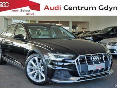 używany Audi A6 Allroad Jasne skóry, NightVision, Wentylacja, Oś skrętna, Kam360