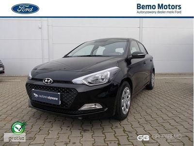 używany Hyundai i20 II 1.2 84KM, Gwarancja, Salon PL, VAT 23%, Szczecin