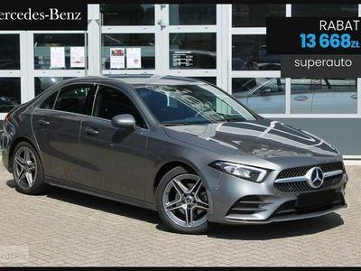 używany Mercedes 200 Klasa A W177 AMG-Line 1.3(163KM) | Linia AMG | Wyświetlacz IC + Advantage +