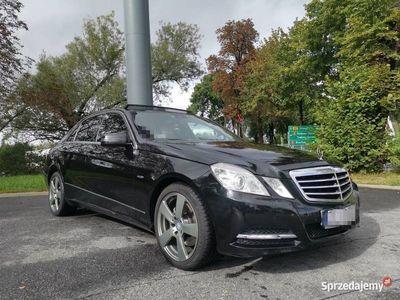 używany Mercedes E350 cdi 4-matic Panorama Zamiana Navi Xenon Skóra