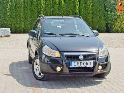używany Fiat Sedici 1.6dm 120KM 2009r. 149 364km