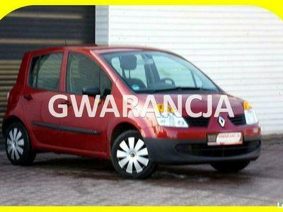 używany Renault Modus Klimatyzacja /Gwarancja / 2005 / 1,2 / 75KM