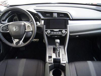 used Honda Civic 1.5dm3 182KM 2018r. 5km 4D 1.5T 182KM MT Elegance! 2018! Od ręki! Promocja!