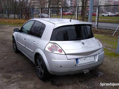 używany Renault Mégane II 1,6 hatchback 113 KM LPG 2005r