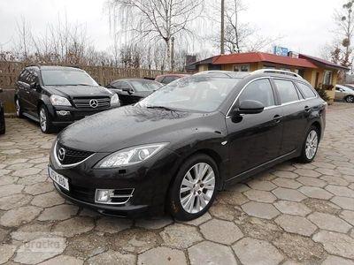 używany Mazda 6 II 22,Diesel 163KM Klima Grzane fotele Xenon, Ostrów Wielkopolski