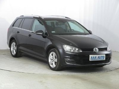 używany VW Golf Sportsvan  Salon Polska, 1. Właściciel, Serwis ASO, Automat, VAT 23%,