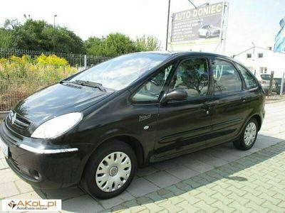 używany Citroën Xsara Picasso 1.6dm 109KM 2006r. 166 887km