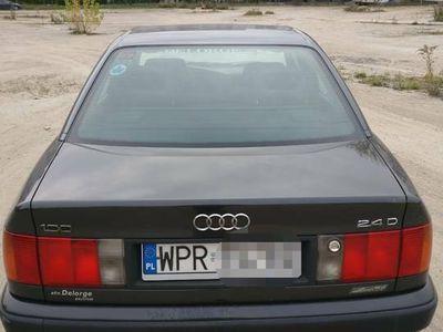używany Audi 100 C4 2.4 D