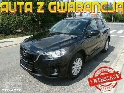 używany Mazda CX-5 *BEZWYPADKOWA*GWARANCJA*NAVI*Parktroniki*Podgrzewane Fotele*Opłacona