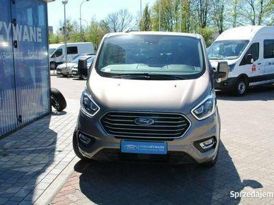 używany Ford Custom Tourneo2.0EcoBlue 185KM A6 Titanium 310L2 8-osobowy ASO a
