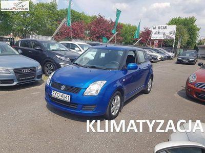 used Suzuki Swift 1.3dm3 92KM 2010r. 218 259km 1.3 Benzyna 92 KM, Klimatyzacja, Alufelgi, Dwa Klucze, Komputer pokład