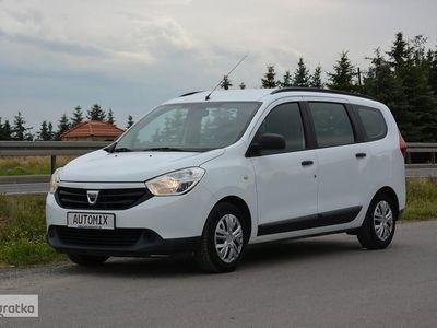 używany Dacia Lodgy 1.5dm 90KM 2012r. 222 000km