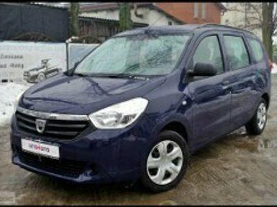 używany Dacia Lodgy 1.6 Benzyna