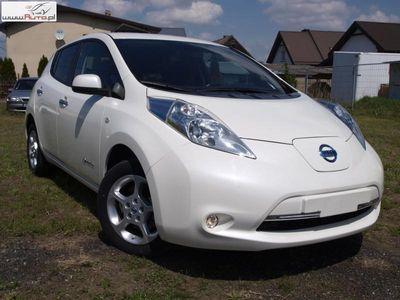 used Nissan Leaf 0dm3 110KM 2015r. 41 000km Wersja Europejska,Navi, Solar, Klimatronic, Alu, Kamera, Grzane fotele