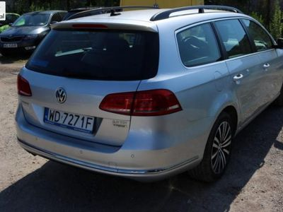 käytetty VW Passat B7 WD7271F # Comfortline # Serwisowany do końca # Kombi #