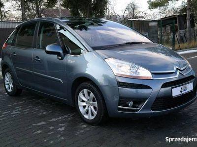 używany Citroën C4 Picasso 1.6dm 156KM 2009r. 125 000km